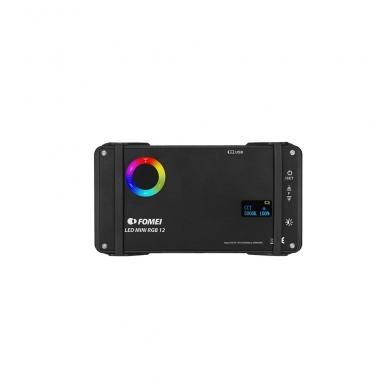 Šviestuvas FOMEI LED MINI RGB 12 4