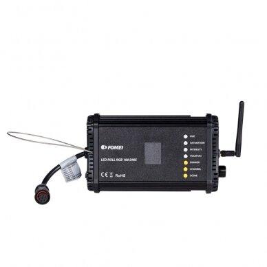 Šviestuvas FOMEI LED ROLL RGB 100 DMX 6