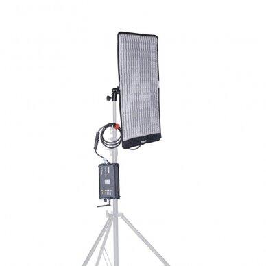 Šviestuvas FOMEI LED ROLL RGB 100 DMX 2