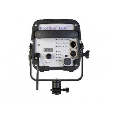 Šviestuvas Hedler Profilux LED1000 DMX 2
