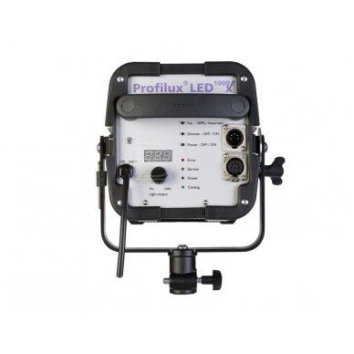 Šviestuvas Hedler Profilux LED1000x DMX 2