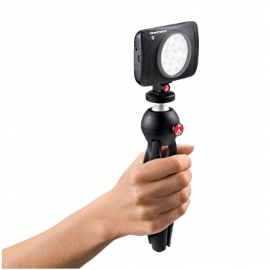 Šviestuvas Manfrotto LUMIMUSE 8 Bluetooth 3