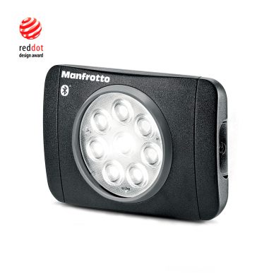 Šviestuvas Manfrotto LUMIMUSE 8 Bluetooth
