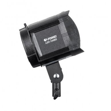 Šviestuvų komplektas Fomei LED 100/100BS Softbox Kit 3