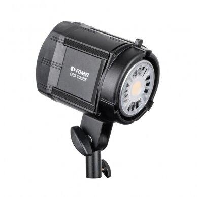 Šviestuvų komplektas Fomei LED 100/100BS Umbrella Kit 6
