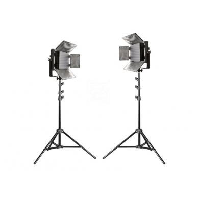 Šviestuvų komplektas Fomei LED WIFI-100D Kit II