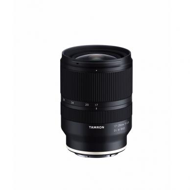 TAMRON 17-28mm f/2.8 Di III RXD Sony E