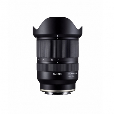 TAMRON 17-28mm f/2.8 Di III RXD Sony E 3