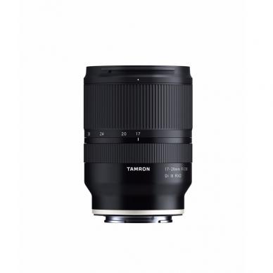 TAMRON 17-28mm f/2.8 Di III RXD Sony E 2
