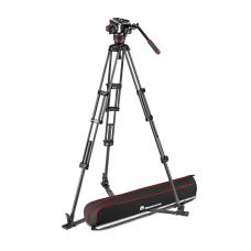 Trikojis stovas Manfrotto 504X CF Twin GS