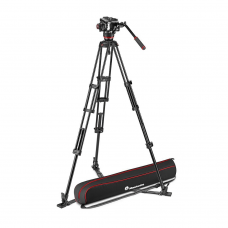 Trikojis stovas Manfrotto 504X Alu Twin GS