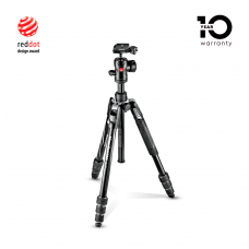 Trikojis stovas Manfrotto Befree Advanced Twist Black