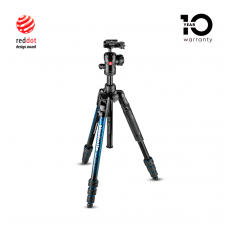 Trikojis stovas Manfrotto Befree Advanced Twist Blue
