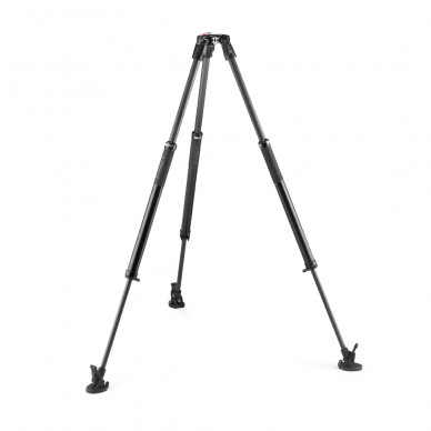 Trikojis stovas Manfrotto 504X 635 Fast Single Carbon 3