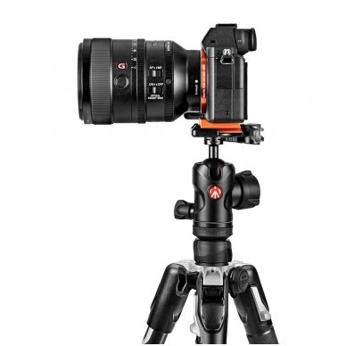 Trikojis stovas Manfrotto Befree Advanced Alpha 3