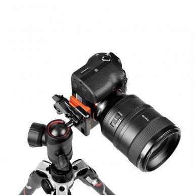 Trikojis stovas Manfrotto Befree Advanced Alpha 5