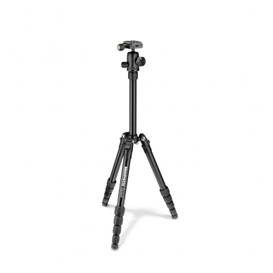 Trikojis stovas Manfrotto Element Traveller Small Black
