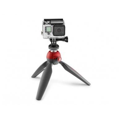 Trikojo adapteris GoPro kamerai Manfrotto EXADPT 3