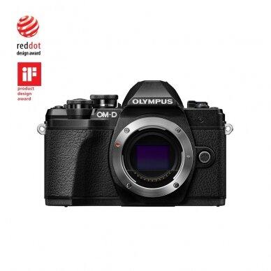 Fotoaparatas Olympus OM-D E-M10 Mark III Black