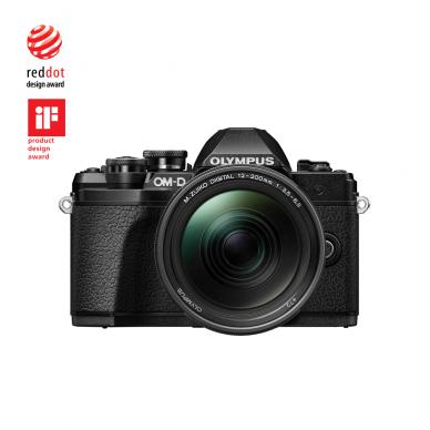 Fotoaparatas Olympus OM-D E-M10 Mark III Black 11