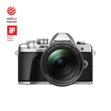 Fotoaparatas Olympus OM-D E-M10 Mark III Silver 11