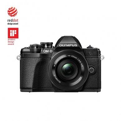 Fotoaparatas Olympus OM-D E-M10 Mark III Black 9