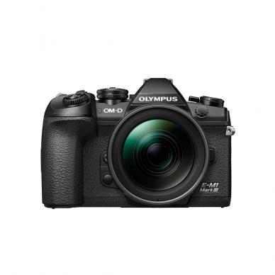 Fotoaparatas Olympus OM-D E-M1 Mark III 12