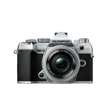 Fotoaparatas Olympus OM-D E-M5 Mark III Silver 9