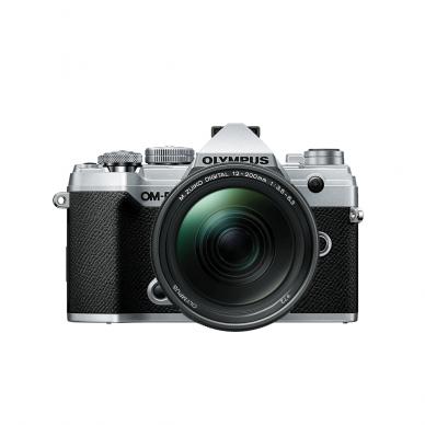 Fotoaparatas Olympus OM-D E-M5 Mark III Silver 11
