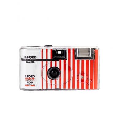 Vienkartinis fotoaparatas ILFORD XP2 super