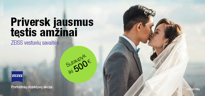 Zeiss vestuvių savaitės